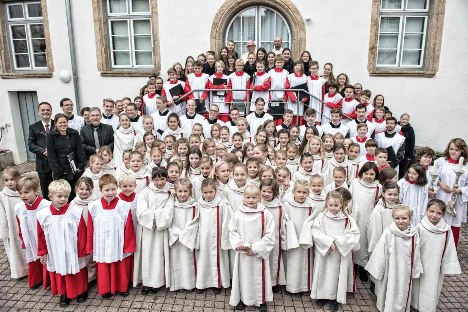 Rottenburg Cathedral Choir