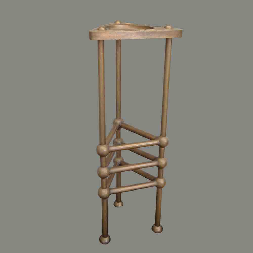 Incense stand bronze