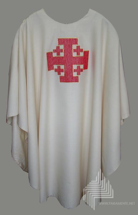 Jerusalemer Kreuz (1)