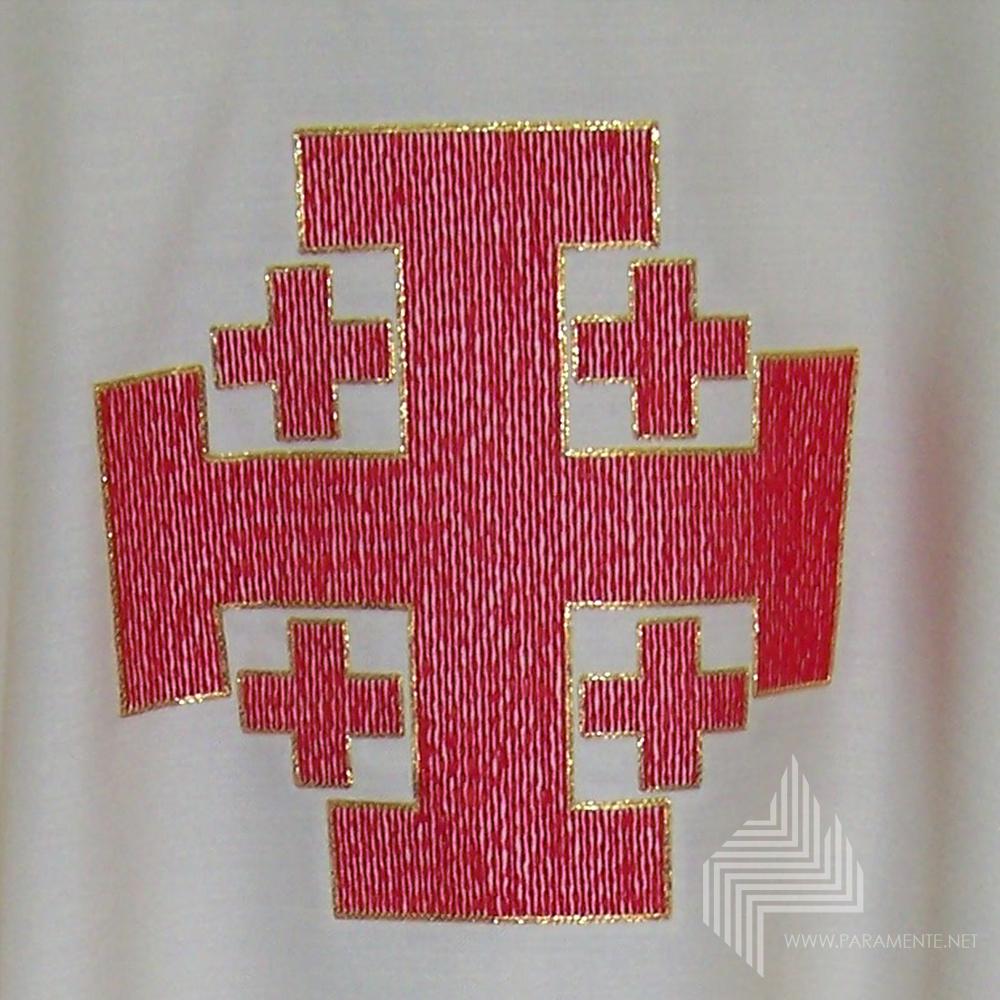 Jerusalemer Kreuz (2)