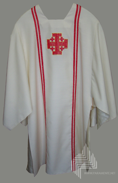 Jerusalemer Kreuz (3)