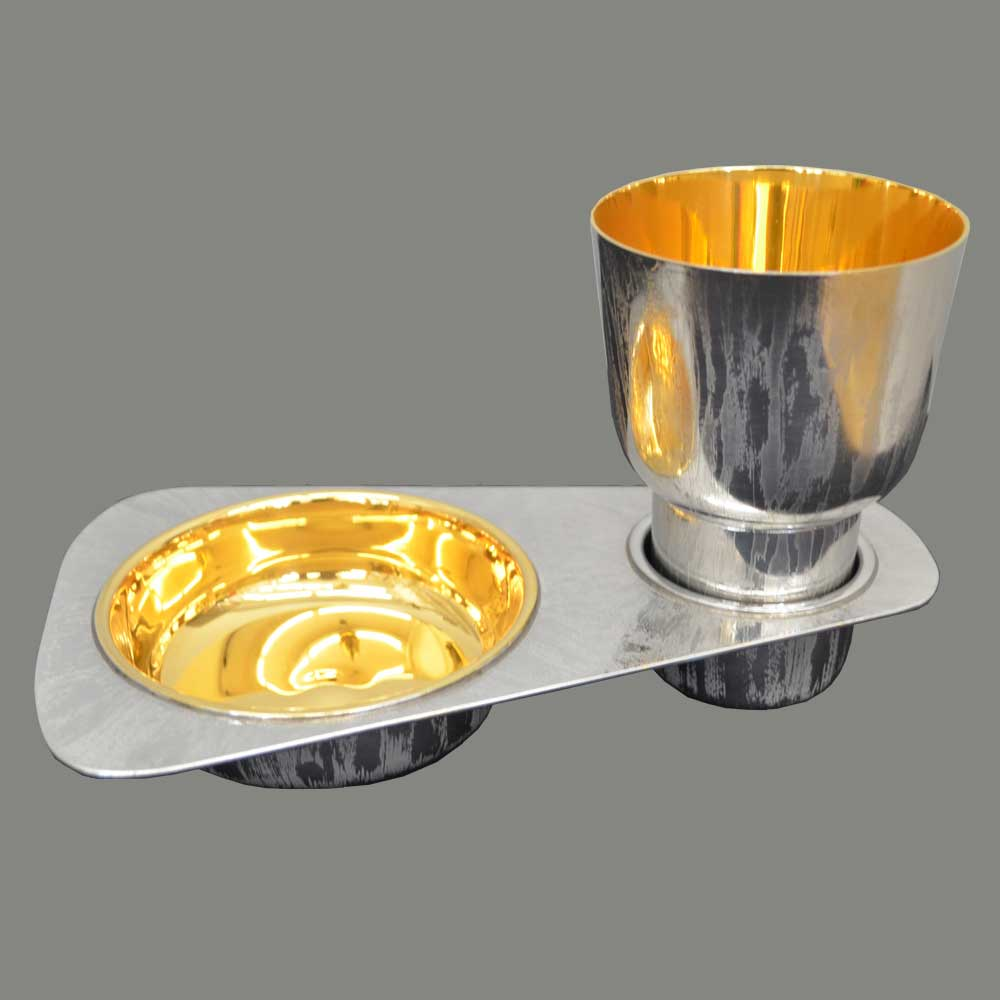 Goblet set stainless steel