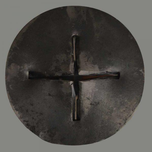 Kreuzplatte Durchbrochen (1