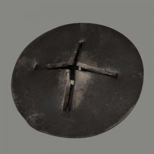 Kreuzplatte Durchbrochen