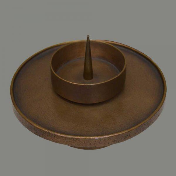 Leuchter Bronze (2)