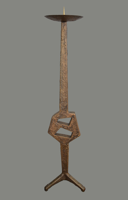 Osterleuchter, Bronze Groß