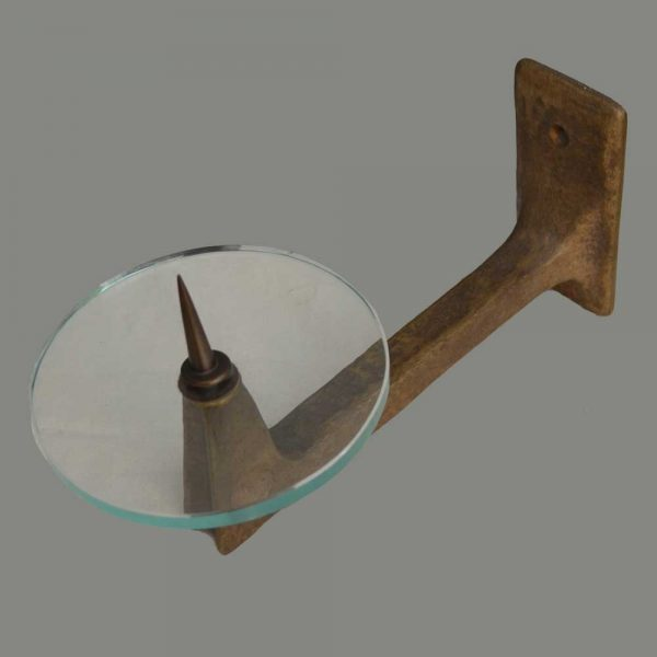 Wandarm Bronze Glas (2)