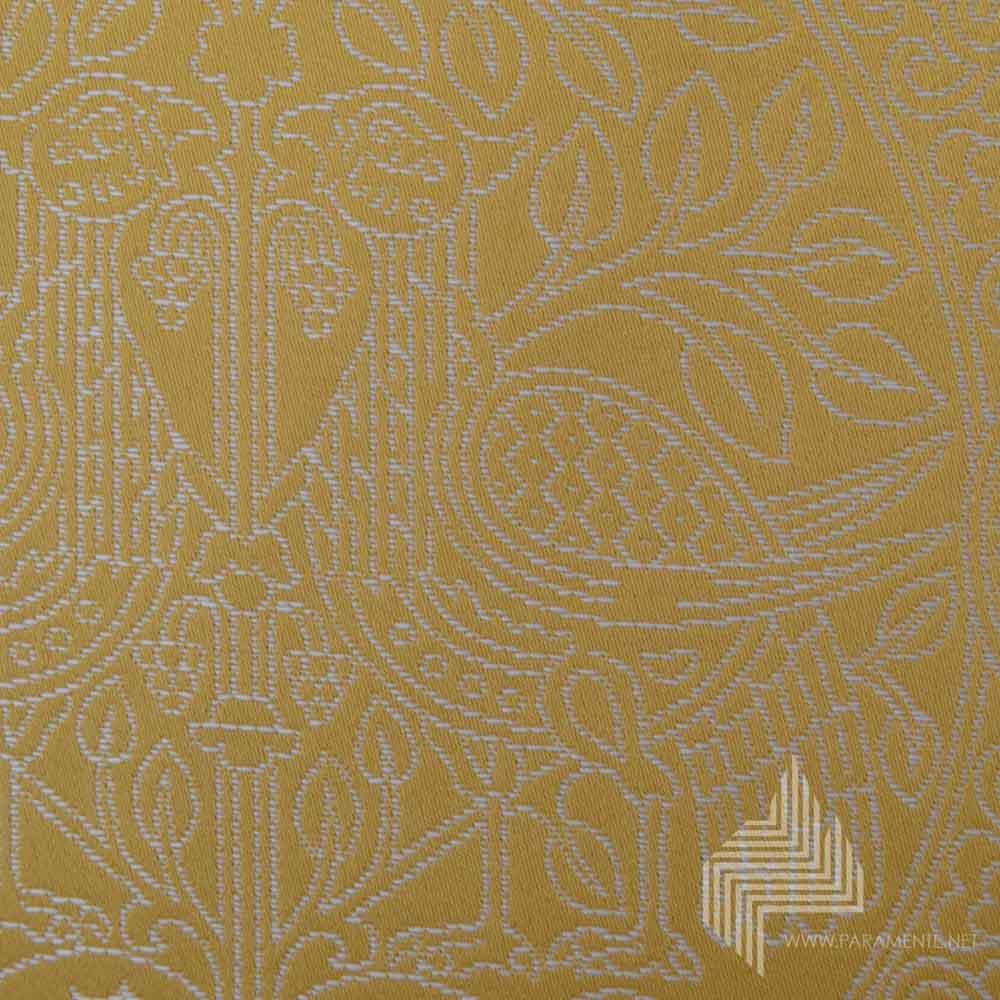 Bernwardsbrokat Gold