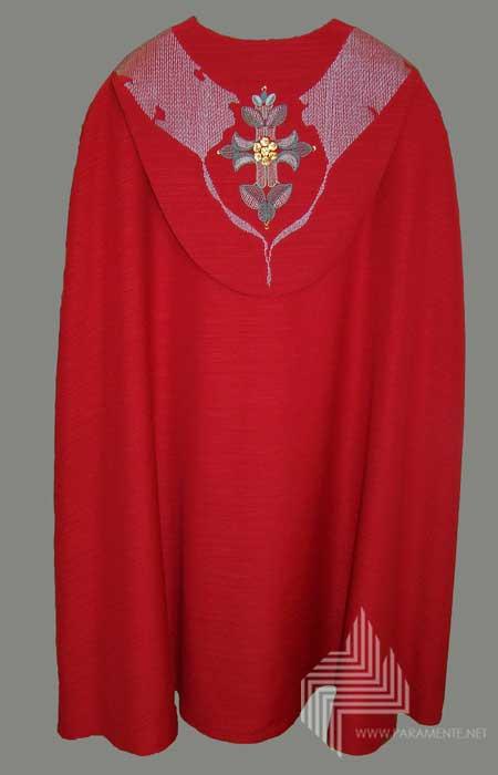 Blattkreuz Rot 2