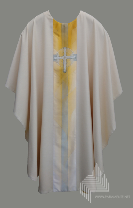 02-chasuble with lining
