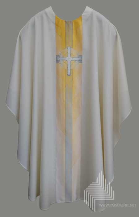 01-chasuble without lining
